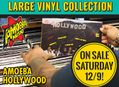 Large Vinyl Collection On Sale at Amoeba Hollywood Saturday, December 9