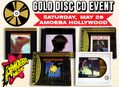 Gold Disc CD Event at Amoeba Hollywood Saturday, May 26