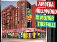 Amoeba Hollywood Move Update