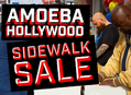 Sidewalk Sale at Amoeba Hollywood on Saturday, February 17th