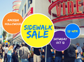 Sidewalk Sale at Amoeba Hollywood Saturday, October 12