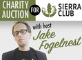 Charity Auction for the Sierra Club at Amoeba Hollywood Saturday, June 3