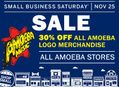Shop Small & Save at Our Stores on Small Business Saturday, November 25