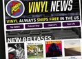Subscribe To Amoeba's Vinyl News