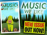 The New Music We Like Book is Available Now at Our Stores