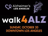 Join Amoeba and Walk To Fight Alzheimer's October 20th in LA