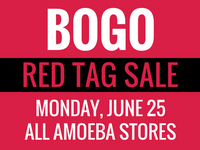 BOGO Red Tag Sale at Our Stores Monday, June 25th