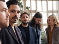Local Natives In-Store Performance at Amoeba Hollywood April 25th