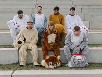 Los Campesinos! In-Store Performance & Signing at Amoeba San Francisco February 24