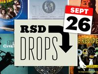 Record Store Day Drop #2 is Saturday, September 26