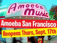Amoeba San Francisco Is Reopening on Thursday, September 17
