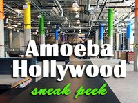 Behind the Scenes: Photos of Amoeba Hollywood's New Location