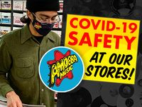 COVID-19 Safety Protocols at Our Stores