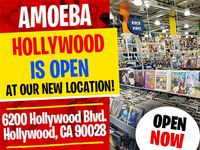 Amoeba Hollywood Is Open at Our New Location