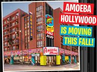 Amoeba Hollywood is Moving