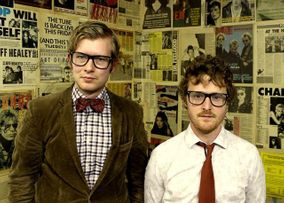 Public Service Broadcasting Albums