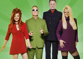 The B-52's Albums
