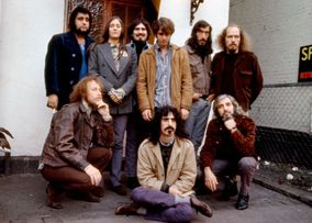 The Mothers Of Invention Albums