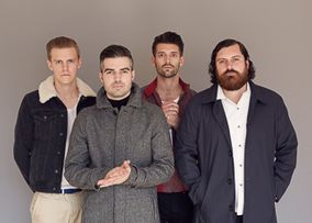 The Boxer Rebellion Albums
