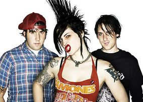 The Distillers Albums
