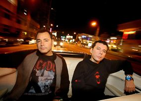 The Crystal Method Albums