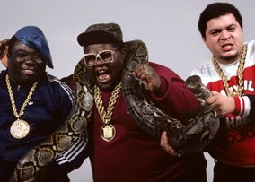 The Fat Boys Albums