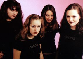 The Donnas Albums