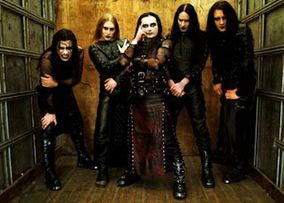 Cradle Of Filth Albums