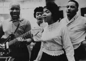 The Staple Singers Albums