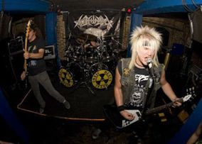 Toxic Holocaust Albums