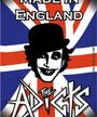 The Adicts - Made In England Merch
