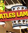 The Beatles Lamps Merch