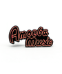 Amoeba Music - Store Front Logo Pin Merch