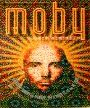 Moby - The Warfield - September 16-18, 2000 (Poster) Merch