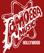 Red with White Logo [Hollywood] Merch