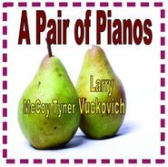 McCoy Tyner, A Pair Of Pianos (CD)