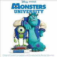 Randy Newman, Monsters University [OST] (CD)