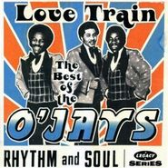 The O'Jays, Love Train: The Best Of The O'Jays (CD)