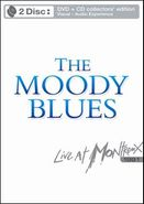 The Moody Blues, Live At Montreux 1991 (CD)