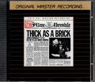 Jethro Tull, Thick As A Brick [MFSL Gold Disc] (CD)