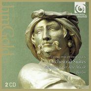 Georg Philipp Telemann, Orchestral Suites (CD)