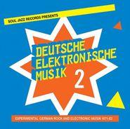 Various Artists, Deutsche Elektronische Musik 2 - Record A (LP)