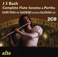 Johann Sebastian Bach, Bach: Complete Flute Sonatas & Partita (CD)