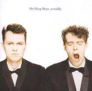 Pet Shop Boys, Actually (CD)