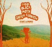Black Moth Super Rainbow, Start a People (CD)