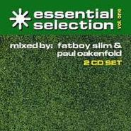 Fatboy Slim, Essential Selection Vol. One: Mixed By Fatboy Slim & Paul Oakenfold (CD)