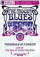 The Moody Blues, Threshold Of A Dream: Live At The Isle Of Wight Festival (CD)