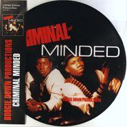 Boogie Down Productions, Criminal Minded [Picture Disc] (LP)