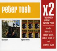 Peter Tosh, X2: Legalize It / Equal Rights (CD)