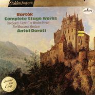 Béla Bartók, Bartók: Complete Stage Works - Duke Bluebeard's Castle, Op. 11 / The Wooden Prince, Op. 13 / The Miraculous Mandarin, Op. 19 [Box Set] (LP)